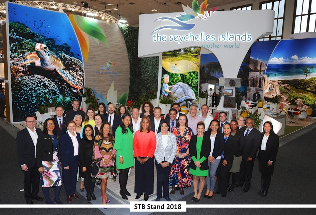 Seychelles to take over Berlin in a tropical storm as strong tourism delegation hits ITB in March