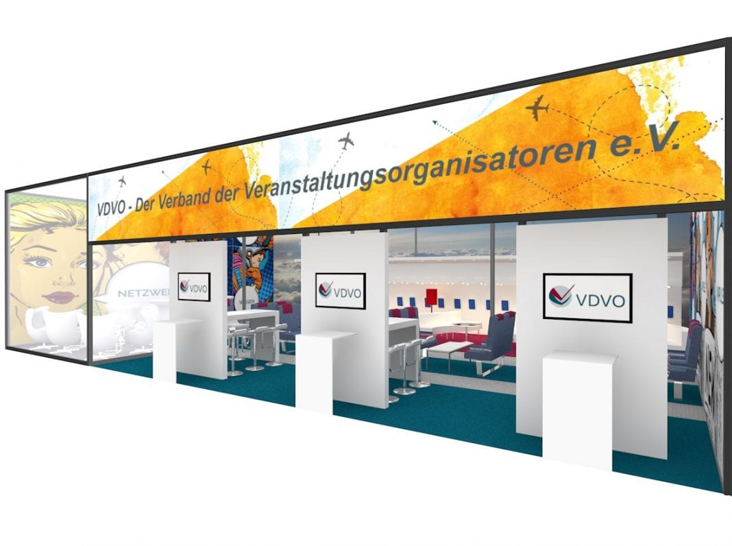 , Last-minute top deal: VDVO aircraft in the MICE Hall 7.1a to the ITB 2019, Buzz travel | eTurboNews |Travel News