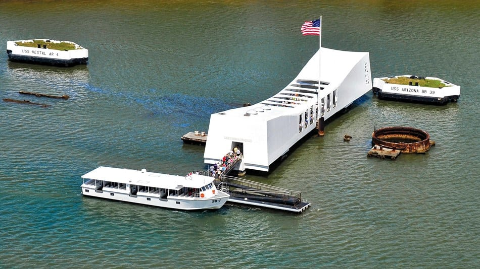 US National Park Service Frustrated with USS Arizona Hawaii repair work