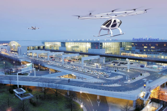 , Mobility of the Future: Fraport and Volocopter, For Immediate Release | Official News Wire for the Travel Industry, For Immediate Release | Official News Wire for the Travel Industry