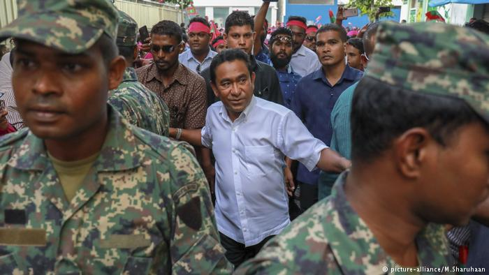 , Maldives former president Gayoom arrested for tourism related crime, Buzz travel | eTurboNews |Travel News