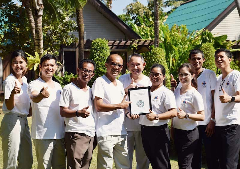 Mövenpick Resort & Spa Karon Beach: Phuket pioneer in sustainable tourism