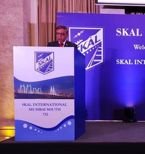 SKAL India inaugurates second club in Mumbai