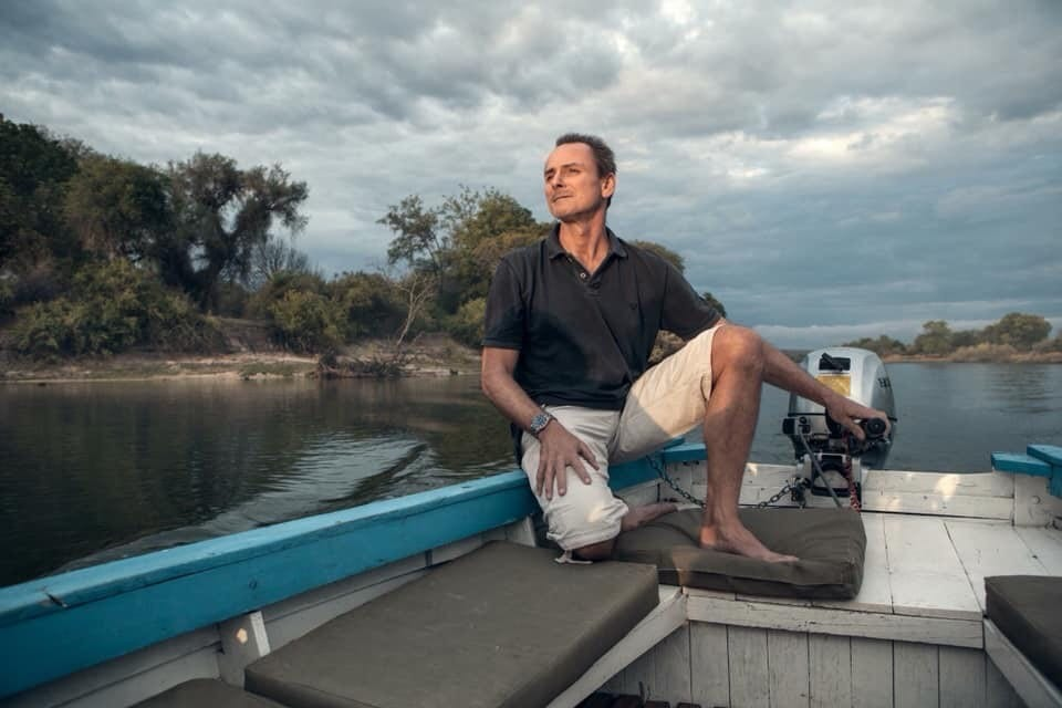 Zambia Tourism bids farewell to Ben Parker