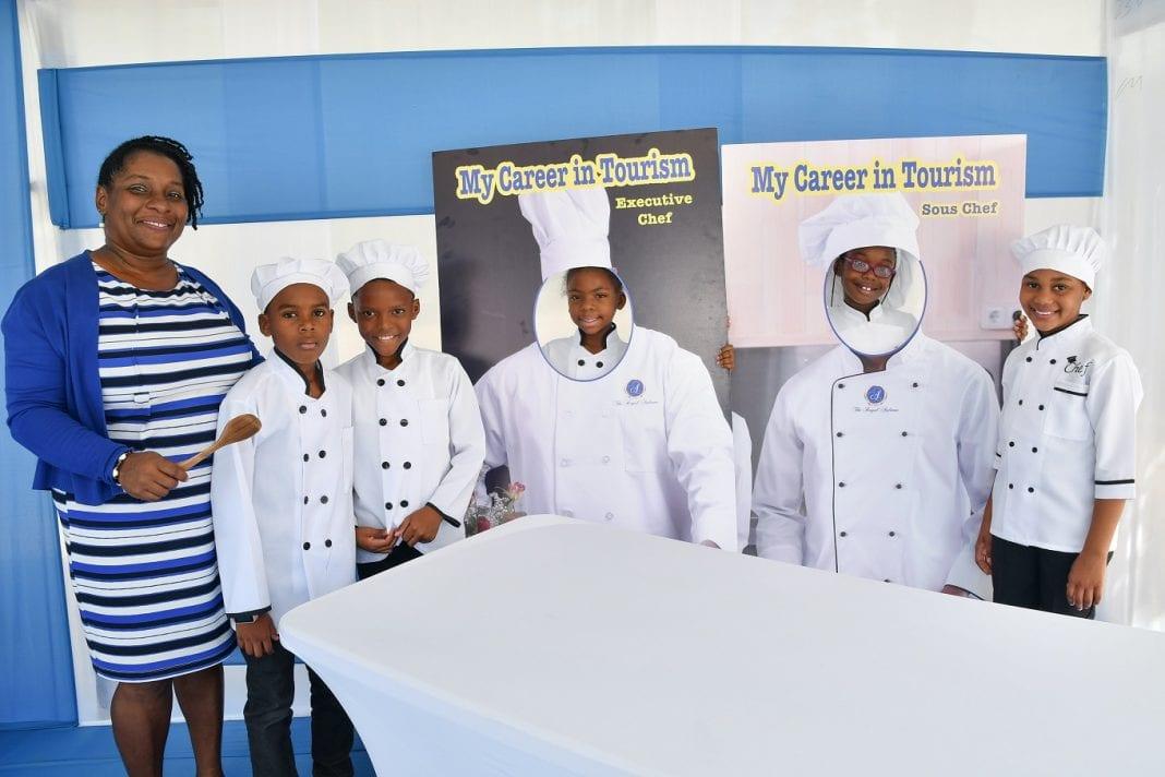 Students explore tourism jobs in Jamaica