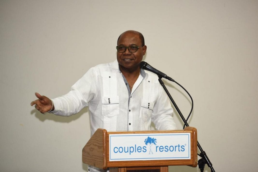 Permanent Secretary to lead team to re-image Negril