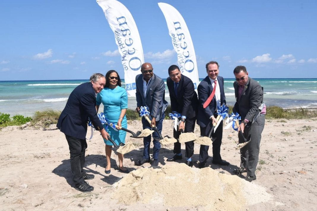 Jamaica Prime Minister welcomes new H10 Spanish hotel investment