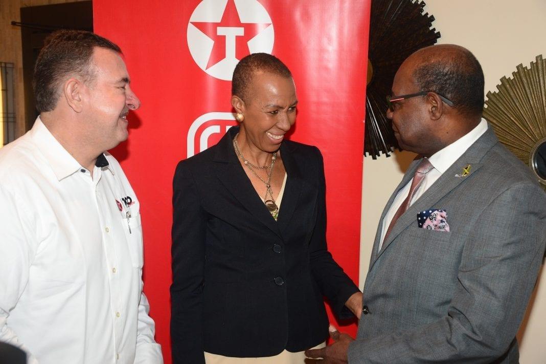 , Texaco Jamaica endorses Global Resilience Centre, Buzz travel | eTurboNews |Travel News