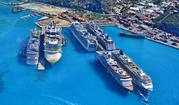 Port St. Maarten surpassed 1.5 million cruise passengers