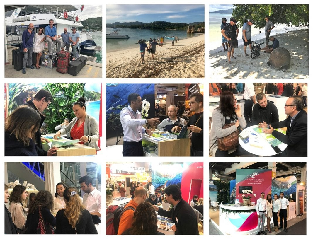 , Strong destination presence noted on Germanic front as Seychelles Tourism participates in travel fairs, Buzz travel | eTurboNews |Travel News