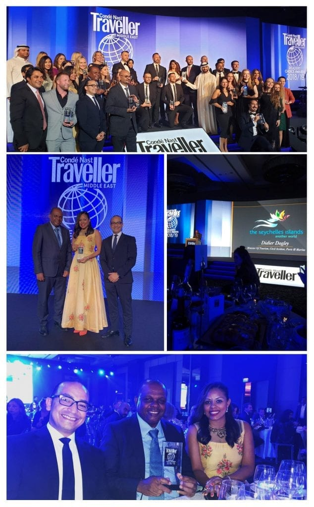 Seychelles recognized as Favorite Beach Island Destination Award