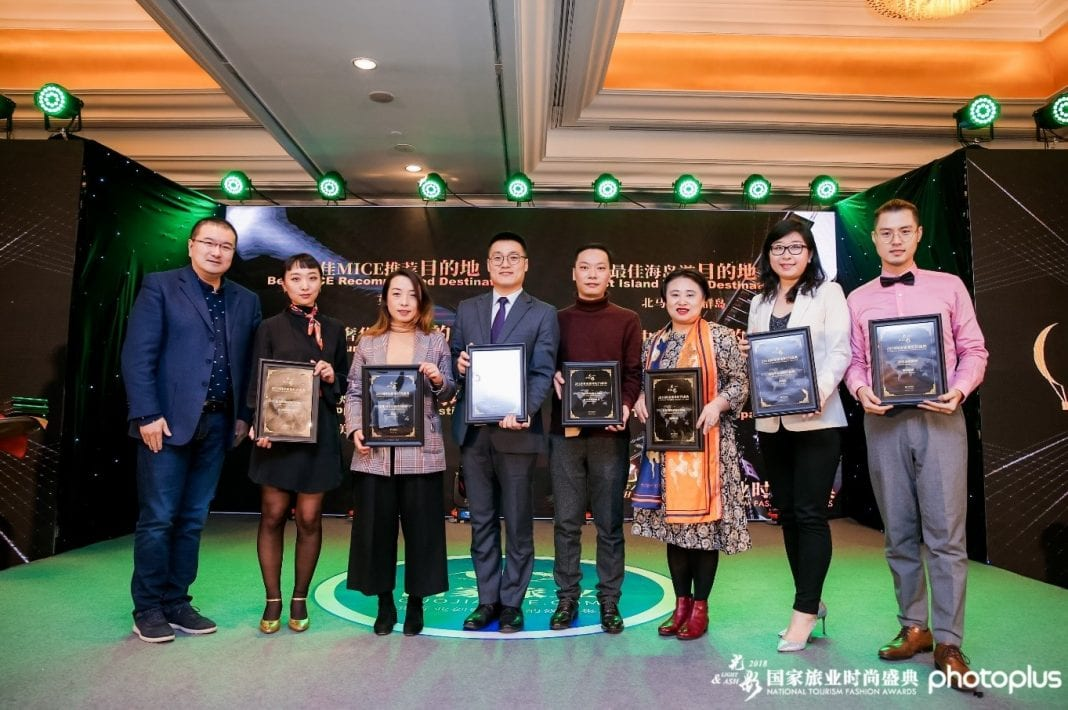 Seychelles received Best Luxury Travel Destination award in Beijing, China