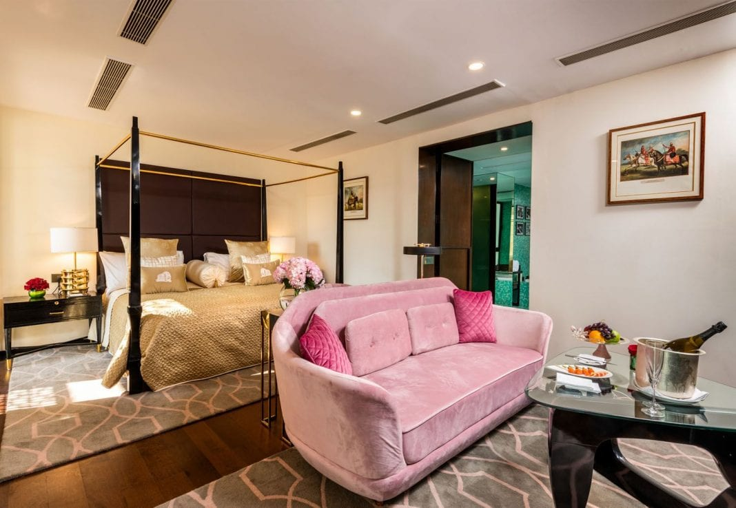 The Lodhi unveils The Sultan Suite