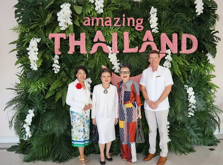 , TAT welcomed elite weddings and honeymoon specialists to visit Hua Hin at the iconic Centara Grand Hua Hin, Buzz travel | eTurboNews |Travel News