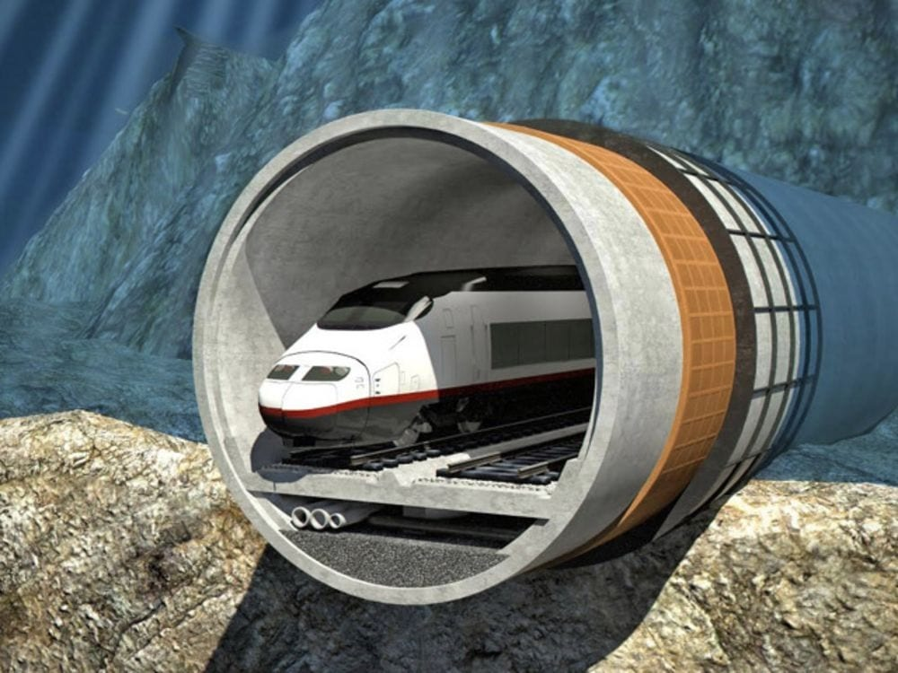 China invests €15 billion in world's longest undersea rail tunnel between Finland and Estonia