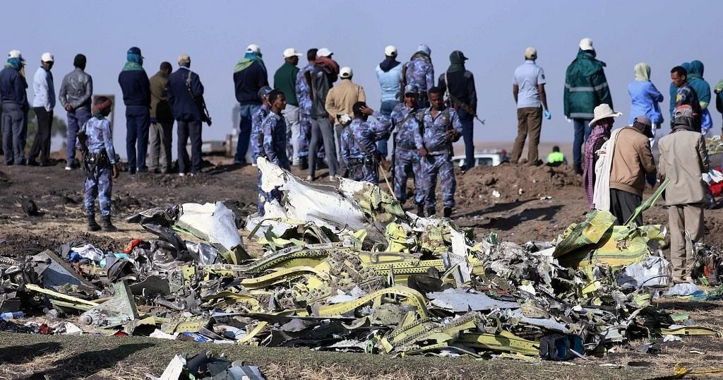 Crashed Ethiopian Boeing 737- Max 8's black box recovered