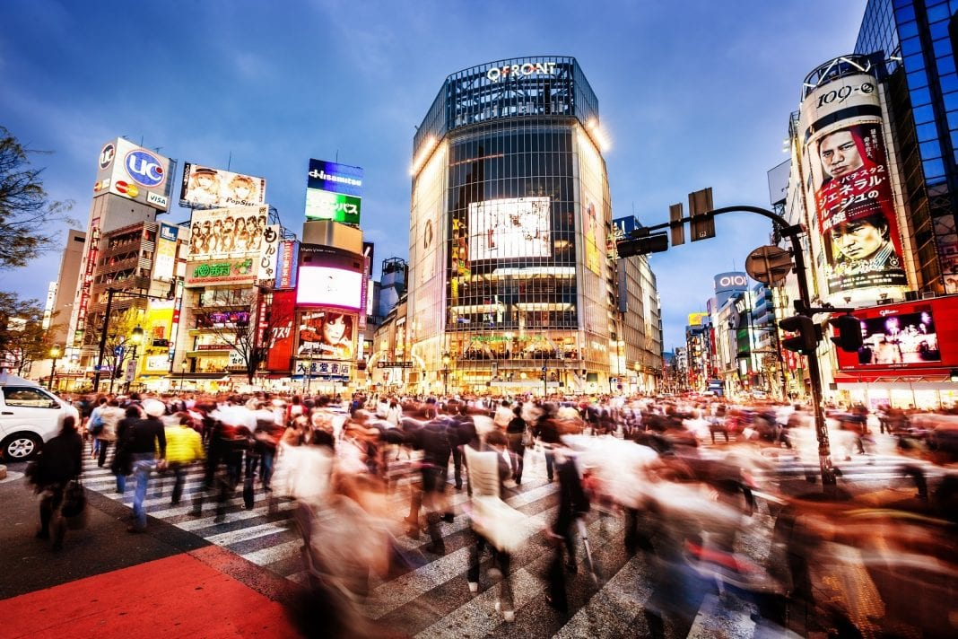 "Tokyo named Asia's Best ""Bleisure"" City"