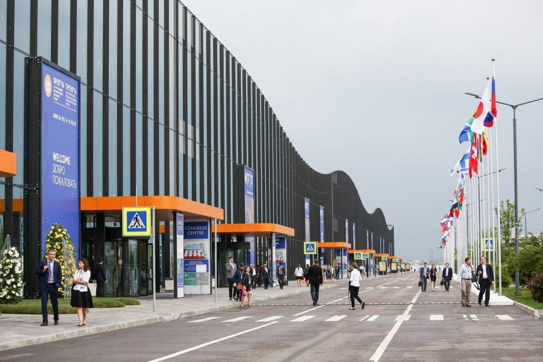 St. Petersburg's Expoforum to increase focus on international markets