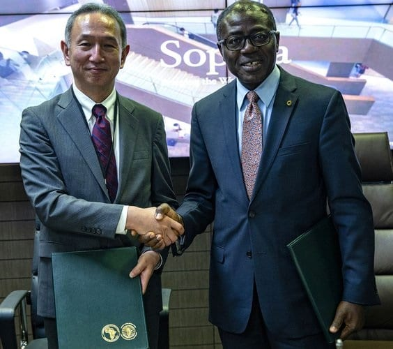 African Development Bank and Sophia University in Japan sign MOU to build capacity