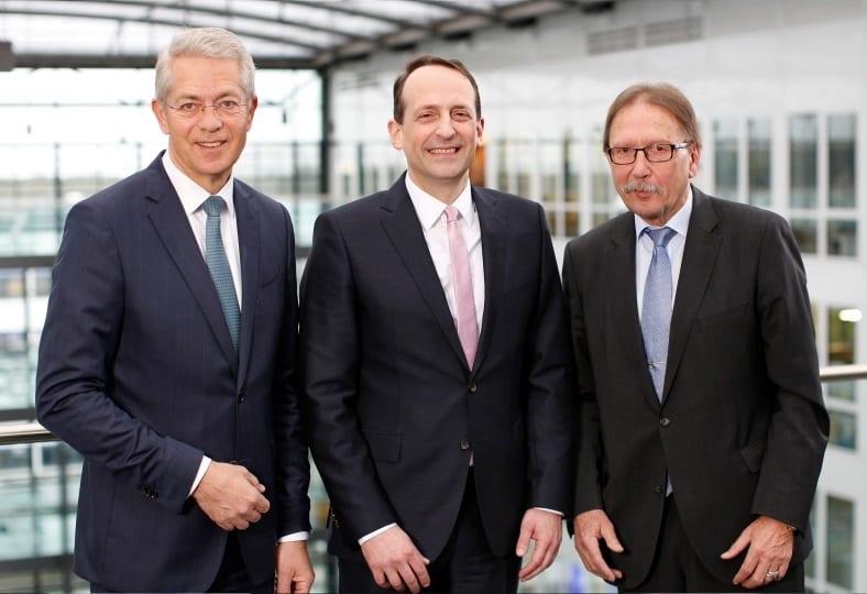 Pierre Dominique Prümm joins Fraport Executive Board