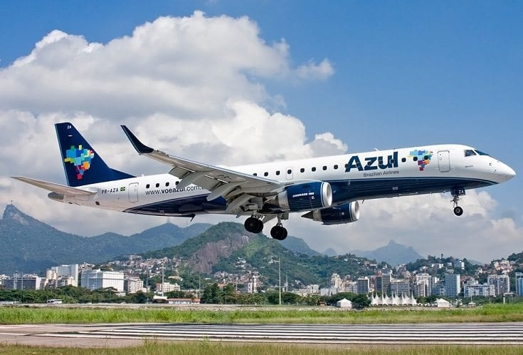 , Brazil's Azul reports record net income in 2018, Buzz travel | eTurboNews |Travel News