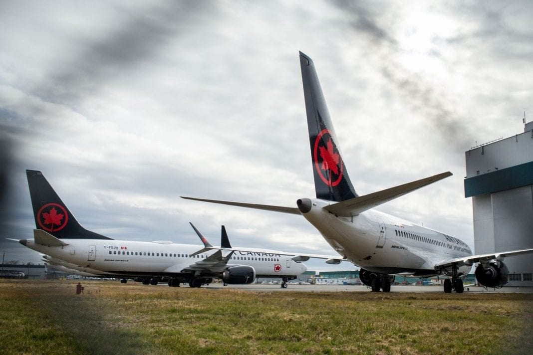 Air Canada suspends 2019 Financial Guidance over Boeing 737 MAX grounding