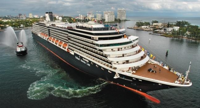 Holland America Line sets sail for coastal towns of Canada and New England