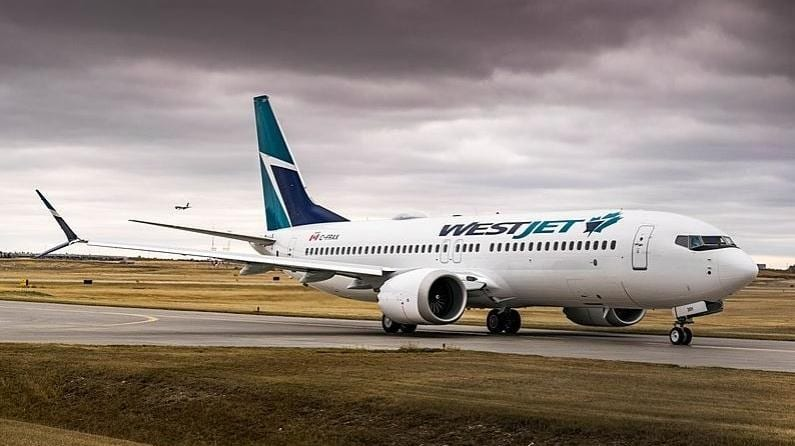 WestJet suspends 2019 financial guidance over Boeing 737 MAX grounding