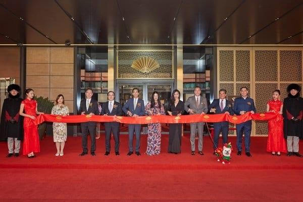 Mandarin Oriental opens first hotel in Beijing