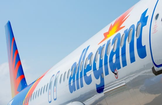 Allegiant Airlines' ancillary revenue initiatives among most innovative in the world