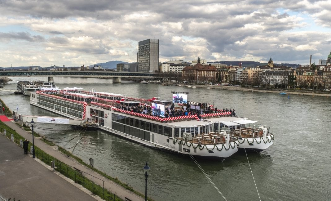 Viking Cruises expands European river fleet