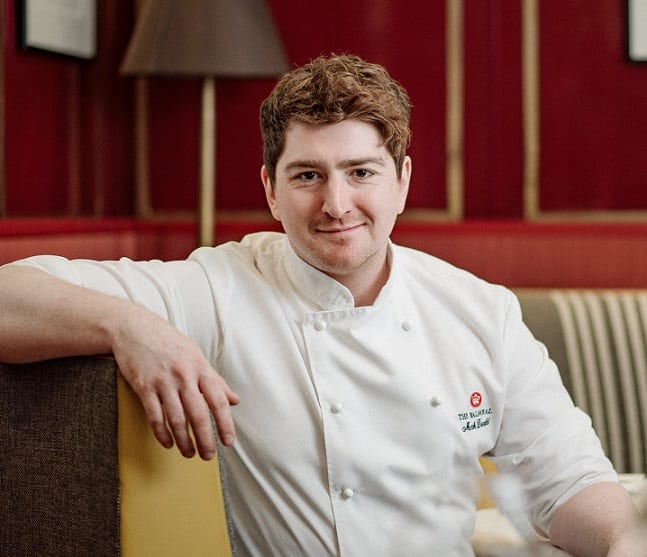 , The Balmoral hotel announces Head Chef at its Michelin-starred restaurant, Buzz travel | eTurboNews |Travel News