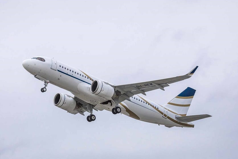 , Comlux takes delivery of its first Airbus ACJ320neo jet, Buzz travel | eTurboNews |Travel News