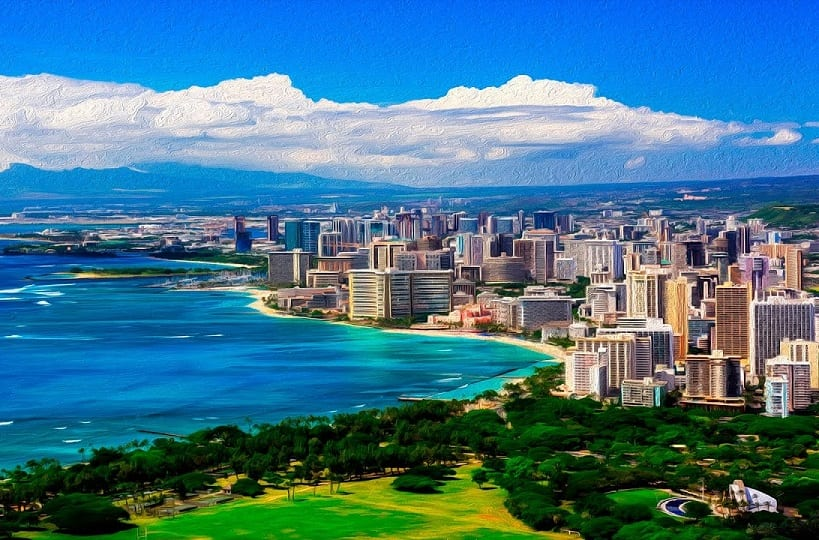 Hawaii Tourism: Hawaii hotels' occupancy, revenue down in February 2019