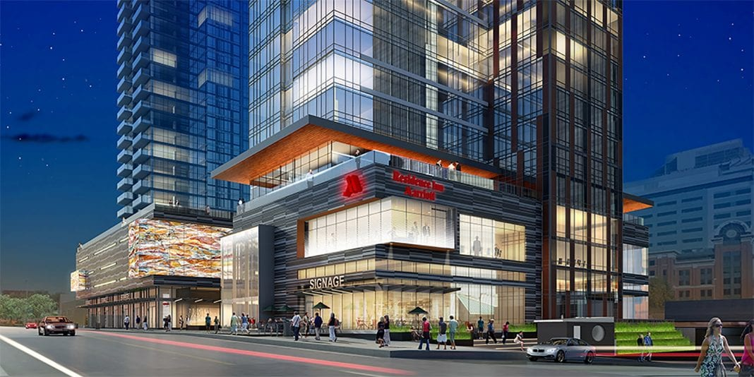 World's largest Residence Inn by Marriott opens in Calgary
