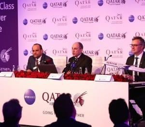 Qatar Airways unveils new Economy Class, seven new destinations at ITB Berlin 2019