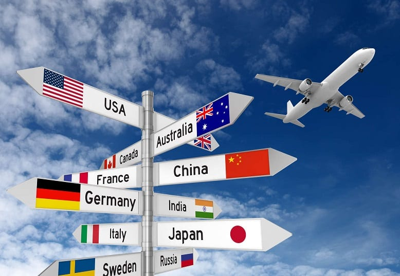 International Travel Outperforming Economic Growth