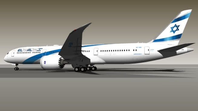 El Al Israel Airlines to launch direct flights between Tel Aviv and Chicago