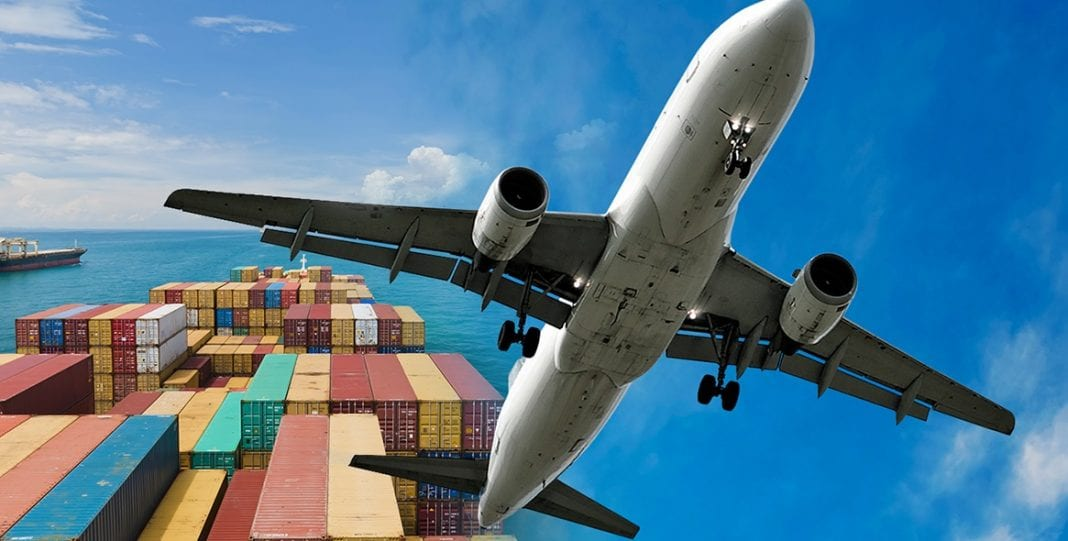 Air freight – worst performance in the last three years
