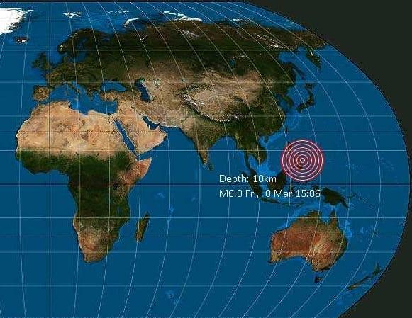 , Strong earthquake rocks Philippine Islands Region, Buzz travel | eTurboNews |Travel News