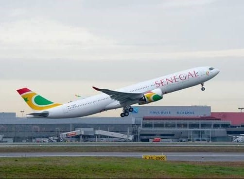 Air Senegal takes delivery of Africa's first Airbus A330neo