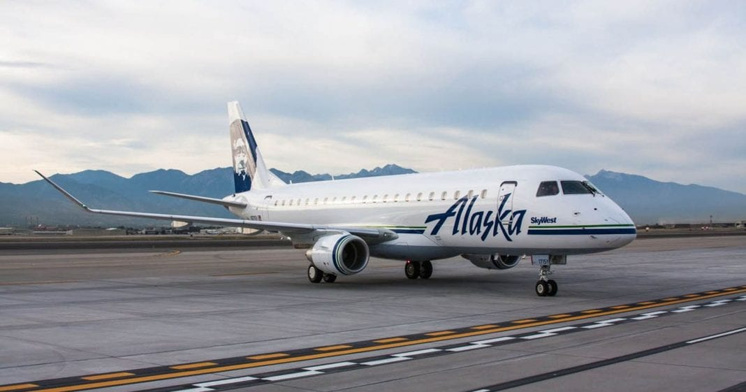 Alaska Airlines flies nonstop to Everett's Paine Field from Silicon Valley's Airport