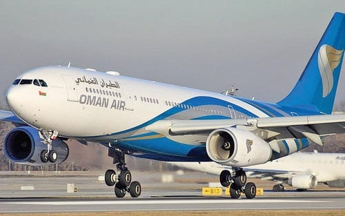Oman Air climbs to first place in one of Heathrow's greenest years yet