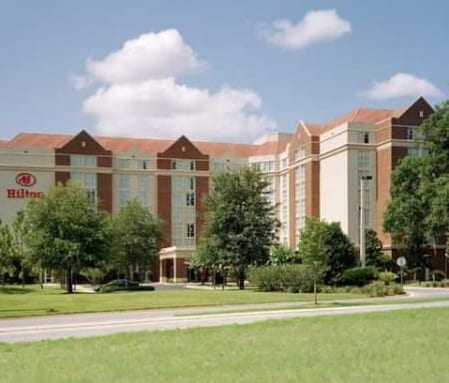 Hilton University of Florida Conference Center at Gainesville joins Benchmark Resorts & Hotels portfolio