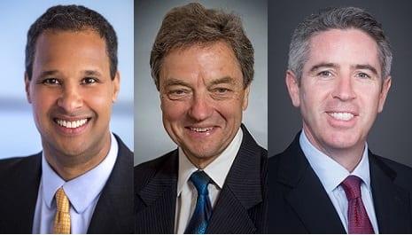 Boeing announces trio of leadership moves