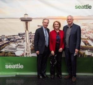 , Seattle Celebrates Record-Breaking Tourism Season with More Than 40 Million Visitors in 2018, Buzz travel | eTurboNews |Travel News