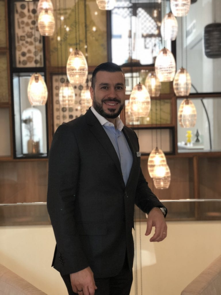 Nicolas Chammaa as General Manager of Vida Downtown Dubai