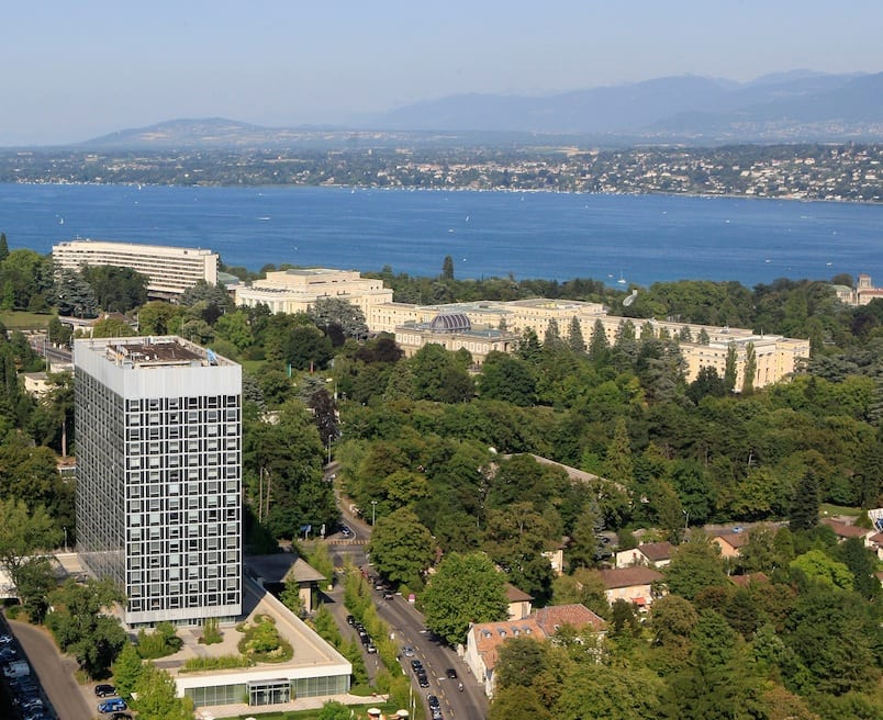 InterContinental Genève: 6 years of Green Globe certification