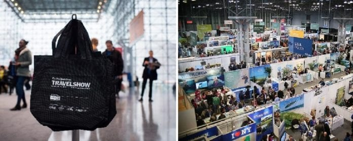 Travel professionals take over Javits