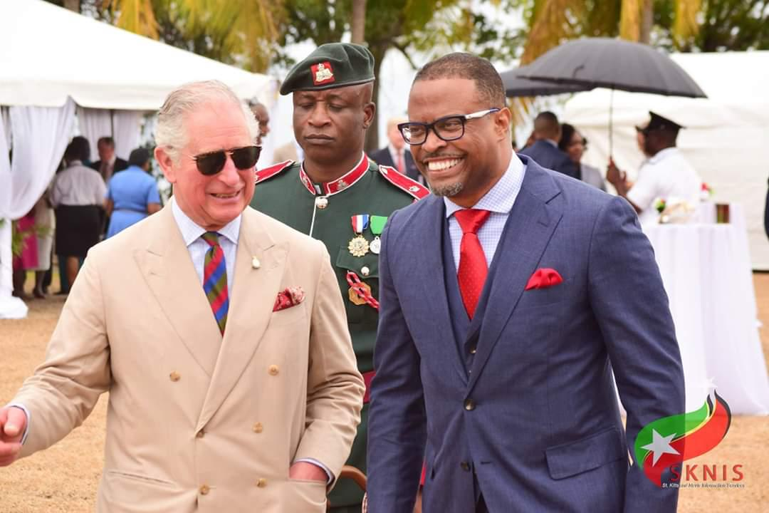 Nevis rolls out the red carpet